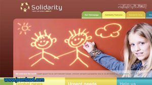 قالب BT Solidarity