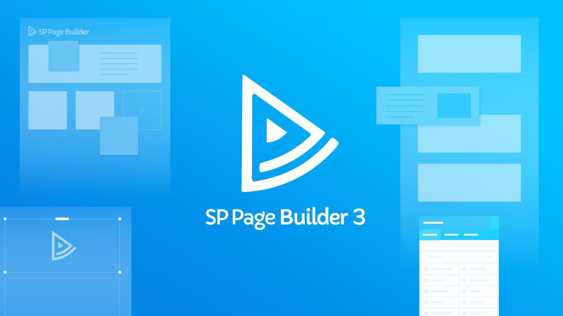 افزونه Sp Page Builder