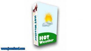 افزونه HOT Weather وضعیت هوا برای جوملا