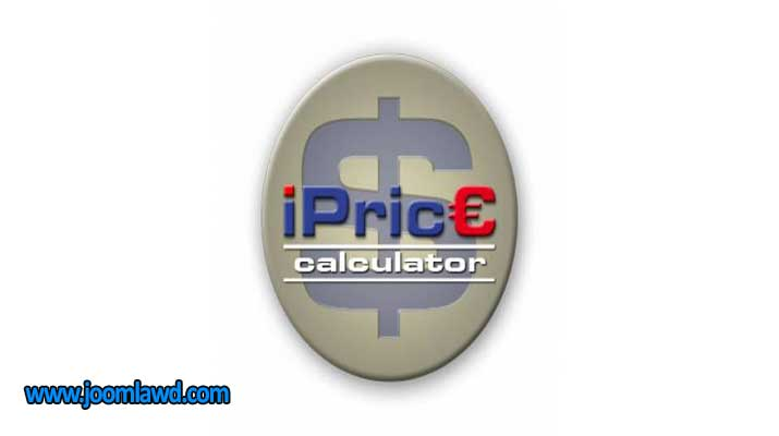 افزونه IPrice calculator LIGHT