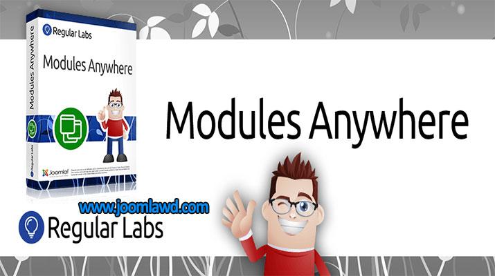 Modules Anywhere- ماژول ها را در هر جایی که می توانید متنی وارد کنید، قرار دهید. با استفاده از Modules Anywhere شما می توانید یک ماژول واحد یا موقعیت های ماژول کامل در هر نقطه از سایت خود، از جمله در اجزای شخص ثالث و حتی در داخل ماژول های دیگر قرار دهید. چرا بجای استفاده از پلاگین {loadposition}، از Modules Anywhere استفاده کنیم؟ ★ چونکه نه تنها در مقالات بلکه در همه جا عمل میکند. حتی در ماژول ها نیز کار می کند! ★ شما می توانید یک ماژول واحد، نه موقعیت یک ماژول کامل را بارگذاری کنید. ★ شما می توانید سبک نمایش HTML را از داخل برچسب کنترل کنید، نه فقط اینکه یک تنظیم جهانی را کنترل کنید. ★ استفاده از دکمه ویرایشگر بسیار آسانی دارد. شما می توانید از Modules Anywhere برای کنترل برچسب {loadposition} نیز استفاده کنید. در این حالت، می توانید پلاگین {loadposition} را همه با هم به راحتی غیرفعال کنید. Modules Anywhere ماژول های منتشر نشده را به طور پیش فرض نشان نمی دهد. اگر شما آن را می خواهید، می توانید این رفتار را از طریق پارامترهای پلاگین تغییر دهید. ورژن: 7.5.0 توسعه دهنده: Regular Labs آخرین به روز رسانی: Feb 11 2018 تاریخ اضافه شده: Nov 04 2008 مجوز: GPLv2 or later نوع: دانلود رایگان