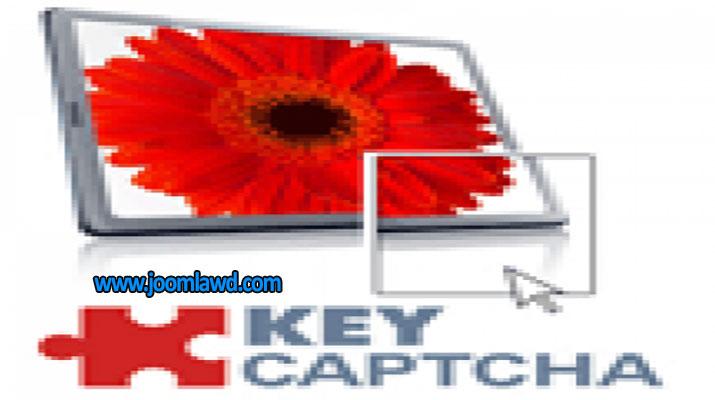 افزونه ساختن کپچا KeyCAPTCHA
