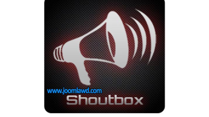 افزونه ارسال پست توسط کاربر JJ Ajax Shoutbox