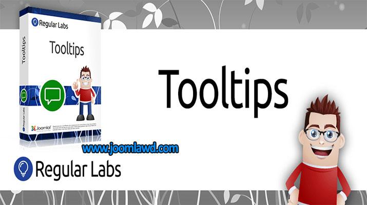 افزونه تولتیپ توضیح کلمات کلیدی Tooltips