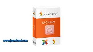 افزونه نمایش فرم تماس با ما وب سایت جوملا JU Contact – Lite