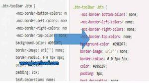 افزونه نمایش کد وب سایت جوملا PRISM Syntax Highlighter for Joomla