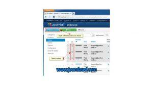 افزونه نمایش سفارش ها در وب سایت جوملا Perfect Favicon Counter for K2Store