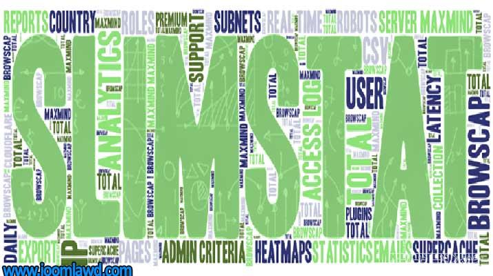 افزونه Slimstat Analytics