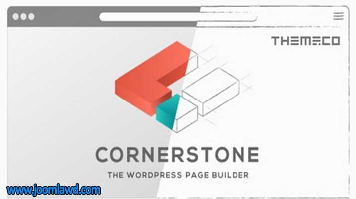 افزونه Cornerstone