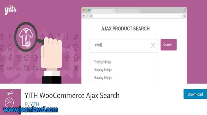 افزونه YITH WooCommerce Ajax Search