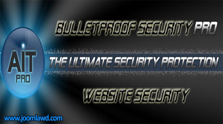 افزونه BulletProof Security افزایش امنیت وردپرس
