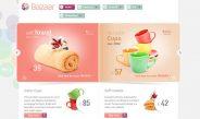 Download BT Bazaar joomla template