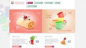 دانلود قالب BT Bazaar از شرکت BonusThemes