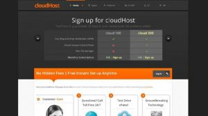 دانلود قالب BT Cloudhost از شرکت BonusThemes